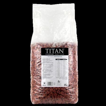 Titan Эконом для взрослых собак